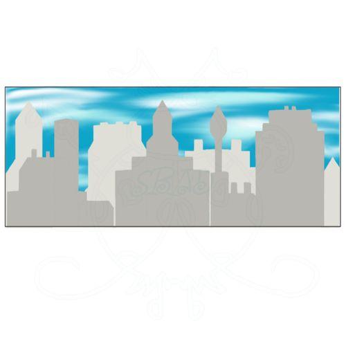 City Scape Sample JPEG 6x6 300dpi